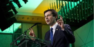 Emotional Pete Buttigieg reflects on what Iowa success means for LGBTQ progress