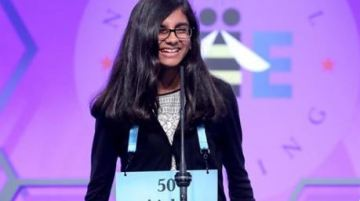 8th Grader Wins Record 4th Consecutive Riverside County Spelling Bee Title