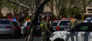 Chaos Erupts At Hyatt Regency Following Possible Active Shooter Scare