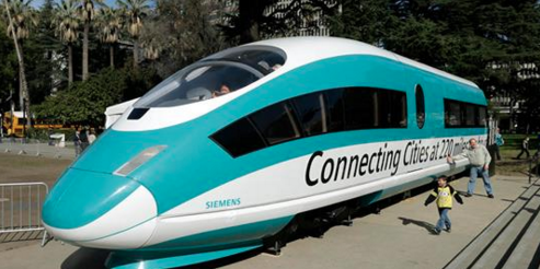 Caltrans proposes high-speed rail that could go from Rancho Cucamonga to Las Vegas