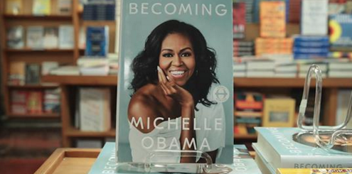Michelle Obama's book is set to become the best-selling memoir in history