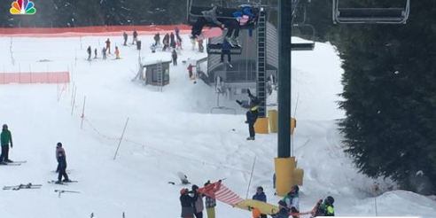 Quick-Thinking Teens Rescue Boy Dangling From Ski Lift