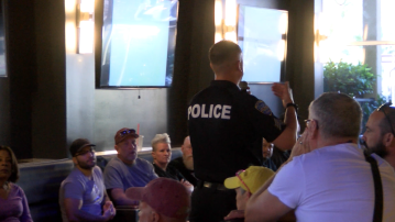 Arenas Road Businesses Hold Active Shooter Training