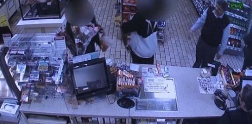 A 7-Eleven owner caught a hungry teen shoplifting. Instead of calling the cops, he gave him food