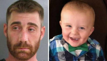 Police: Dad shot 2-year-old son in the face with shotgun during fight with boy's mom
