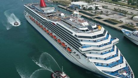 Carnival Cruise Ship Helps Coast Guard Rescue Nearly Two Dozen Cubans Adrift at Sea