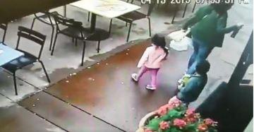 Video Shows Driver Crashing Into Napa Restaurant as Family Exits