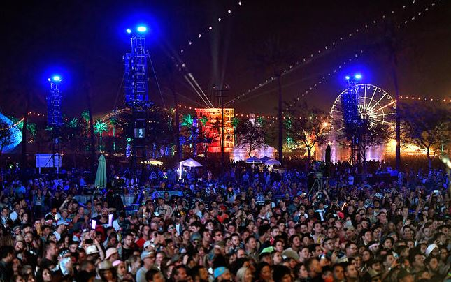 Coachella Festival Promoter Sued By Woman Injured in Light Fixture Mishap
