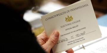 Senate Dems to introduce constitutional amendment to abolish Electoral College