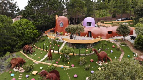Yabba Dabba Don't: California Town Rejects Flintstones House