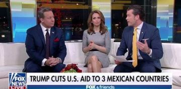Fox News apologizes for graphic about '3 Mexican countries'