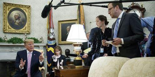 GOP worried over Trump's shakeup at Homeland Security