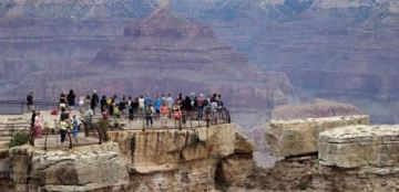 Third death in three weeks at Grand Canyon