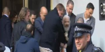 WikiLeaks' Julian Assange arrested in London; U.S. seeks extradition on hacking charges