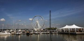 Maryland man accused of stealing truck to carry out terror attack at National Harbor
