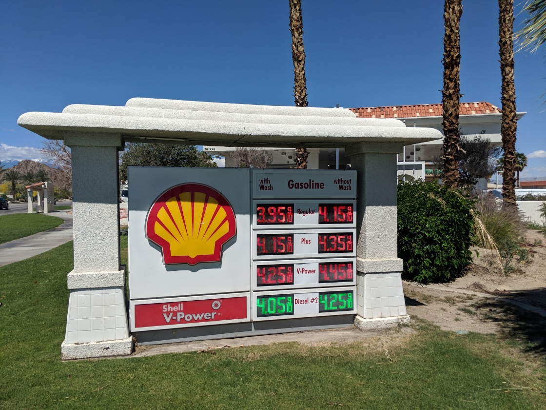 Gas Hike Nearly Reaches $4 Per Gallon in SoCal