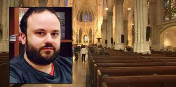 NJ Man Arrested After Trying to Bring Gas Cans, Lighter Fluid, Lighters Into St. Patrick's Cathedral: Police