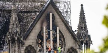 Notre Dame official says `computer glitch' could be fire culprit