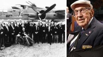 Richard Cole, last WWII Doolittle Raider, dies at 103