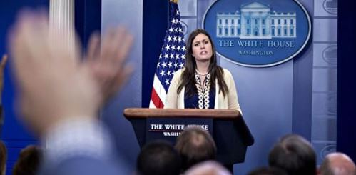 Sarah Sanders admitted she had no evidence for claims about FBI agents, Comey