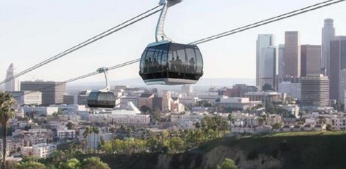 Metro Board Moves Forward With Gondola to Dodger Stadium