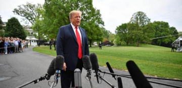 Trump on measles vaccination: 'They have to get the shot'