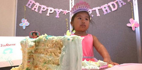 No Birthday Left Behind: Calif. Teen Throws Parties For Kids in Shelters