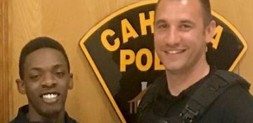 Man lands job after officer gives him a ride to interview instead of a ticket
