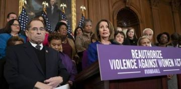House votes to reauthorize Violence Against Women Act, despite GOP opposition