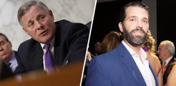 Sen. Burr Takes GOP Fire Over Trump Jr. Subpoena