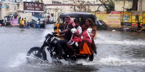 Cyclone Fani lashes India, forces 1.2 million from homes