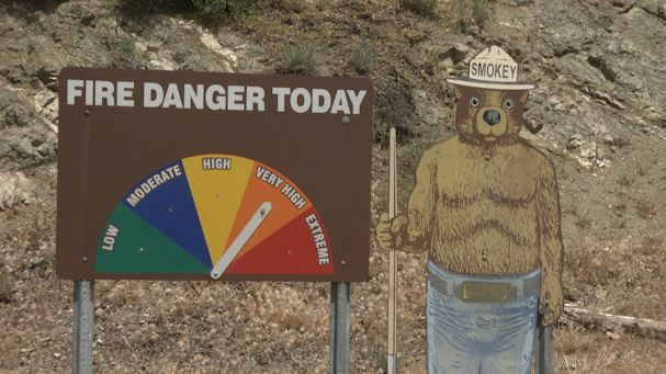 Experts Warn About Potential for Disastrous Wildfire Season