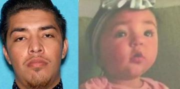 Father Sought in Death of 8-Month-Old Baby Girl Surrenders at Southern California Border