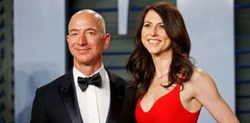 MacKenzie Bezos says she will donate half her roughly $37 billion to charity
