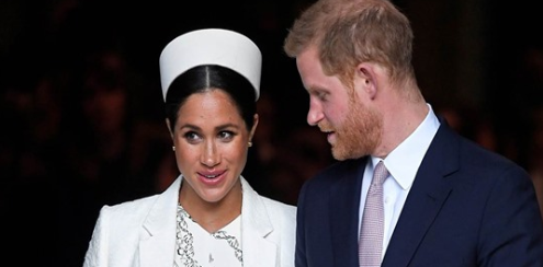 Meghan, Duchess of Sussex, Gives Birth to Baby Boy