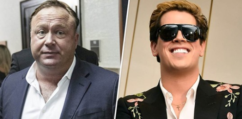 Alex Jones, Louis Farrakhan, others banned from Facebook and Instagram