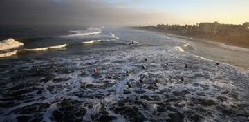 San Diego Beach Closes After Mexico Sewage Flows North