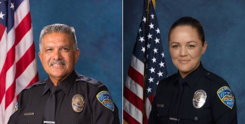 Fallen Palm Springs Officers to be Remembered on Anniversary of Killings