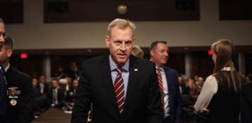 Trump to nominate former Boeing executive Patrick Shanahan as secretary of defense