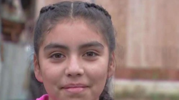 12-Year-Old Girl Saves Family From Raging House Fire in Perris