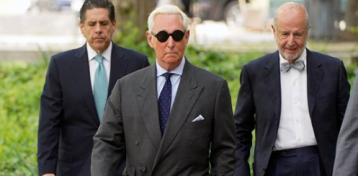 Judge hearing Roger Stone case wants to see unredacted Mueller report