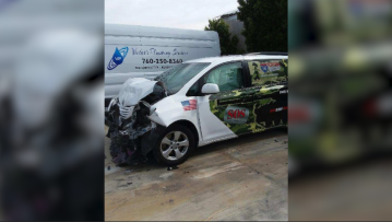 Free Marine Transportation In Jeopardy After Car Is Totaled In Crash