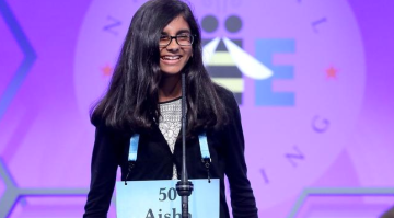 Corona Student Advances to Ninth Round of National Spelling Bee