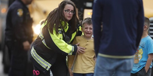 Suspected Colorado STEM shooter made jokes about school shootings, students say