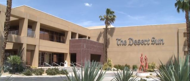 Desert Sun to be Printed in Phoenix
