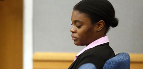 Tiffany Moss sentenced to death for starving 10-year-old stepdaughter