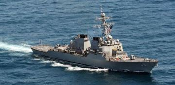 Navy acknowledges request was made to hide USS John S. McCain during Trump visit