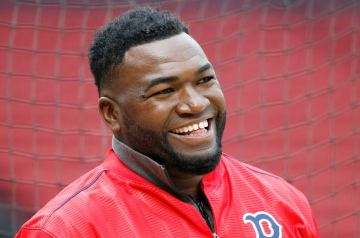 David Ortiz calls his doctors, nurses and caregivers 'some of the best teammates I have ever had'