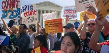 Supreme Court tosses citizenship question from 2020 census forms