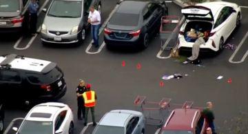 Ex-Boyfriend Who Ambushed Couple in Costco Parking Lot Identified
